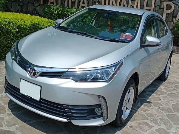 Corolla GLi 2018-19